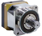 In line gearheads for Parker bayside frameless torque motors